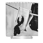 Buoy Bound Shower Curtain