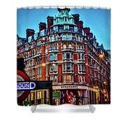 Burberry - London Underground Shower Curtain
