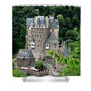 Burg Eltz Castle Shower Curtain