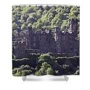 Burg Reichenstein 04 Shower Curtain