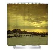 Burg Stolpen Shower Curtain by Stolpen