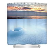 Burgas Shower Curtain