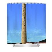 Burlington, North Carolina Factory Shower Curtain