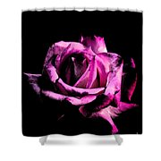 Burning For Love Shower Curtain
