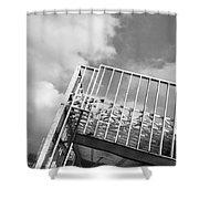 Burnsville #2 Shower Curtain