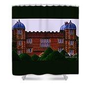 Burton Agnes Hall Shower Curtain