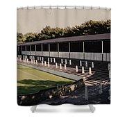 Bury - Gigg Lane - South Stand 1 - 1969 Shower Curtain