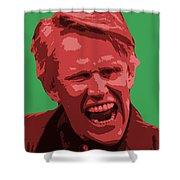 Busey Shower Curtain