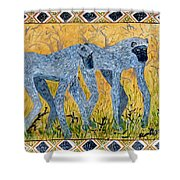 Bushveld Bliss Shower Curtain