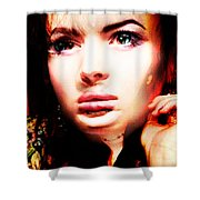 But Tracy, You Are Beautifull Shower Curtain