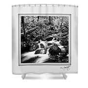 Butte Creek Shower Curtain