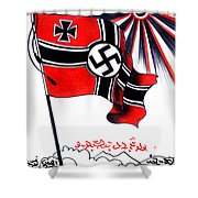 Part Of History Shower Curtain