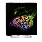 Butterfly Fantasy 1a Shower Curtain