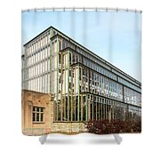 Jewel Box St. Louis Shower Curtain