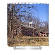 Buttermilk Falls Shower Curtain