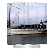 Buy Boat Nora W Shower Curtain