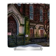 Buy Felicity Methodist - Nola Shower Curtain