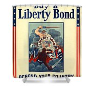 Buy Liberty Bonds Shower Curtain