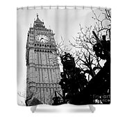 Bw Big Ben London 2 Shower Curtain
