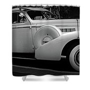 Bw Buick 8 Shower Curtain