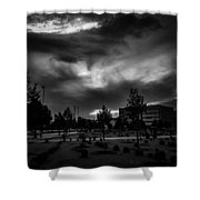 Bw IIi Shower Curtain
