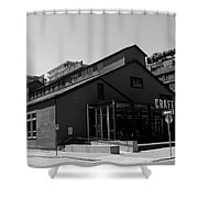 Bw Vancouver Salt Co. Shower Curtain