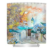 By Teruel Spain 03 Shower Curtain