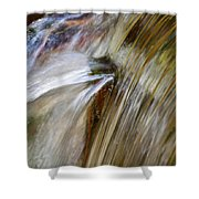 By The Mill. Water Shower Curtain