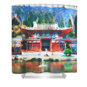 Byodo 2.0 Shower Curtain