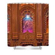 Byrd Theater Alcoves Shower Curtain