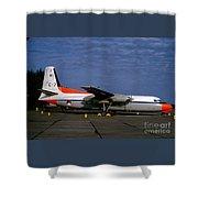 C-7, Netherlands Air Force, Rnaf, Nederlandse  Shower Curtain