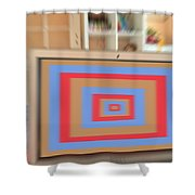 C Force Shower Curtain
