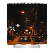 Cab New York Shower Curtain