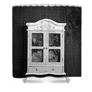 Cabinet Of Curiosity Shower Curtain