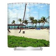 Cable Beach Shower Curtain