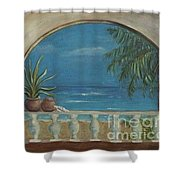 Cabo Arch Shower Curtain