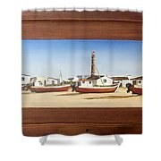 Cabo Polonio 2 Shower Curtain