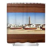 Cabo Polonio 2 Shower Curtain