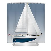 Cabo Rico Shower Curtain