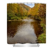 Cabot Trail Autumn 2015 Shower Curtain
