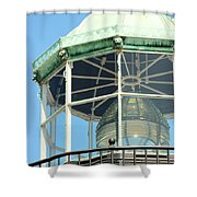 Cabrillo Lighthouse 1 Shower Curtain