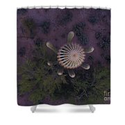 Cactus Eve Shower Curtain