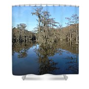 Caddo Shower Curtain