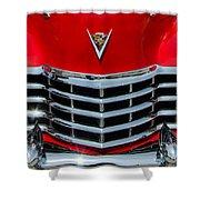 Cadillac Ambulance  Shower Curtain