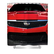 Cadillac Ats V-series Shower Curtain
