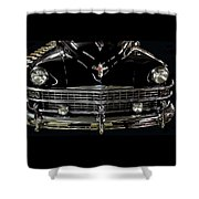 Cadillac Classic Shower Curtain
