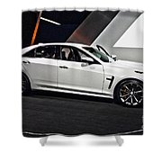 Cadillac Cts-v Shower Curtain