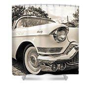 Cadillac Eldorado Biarritz 1 Shower Curtain