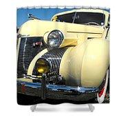 Cadillac Fleetwood Shower Curtain