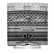 Cadillac Palace Shower Curtain